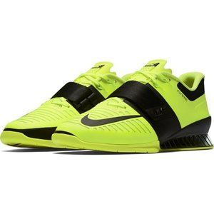 Nike Romaleos 3 Weight Lifting Men's Shoes Volt